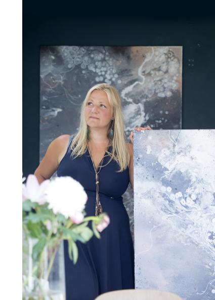 Monika Pedersens billede